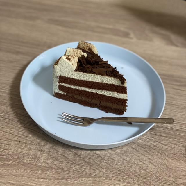 【新商品】チョコミン党のためのケーキ見つけました!《不二家》_1
