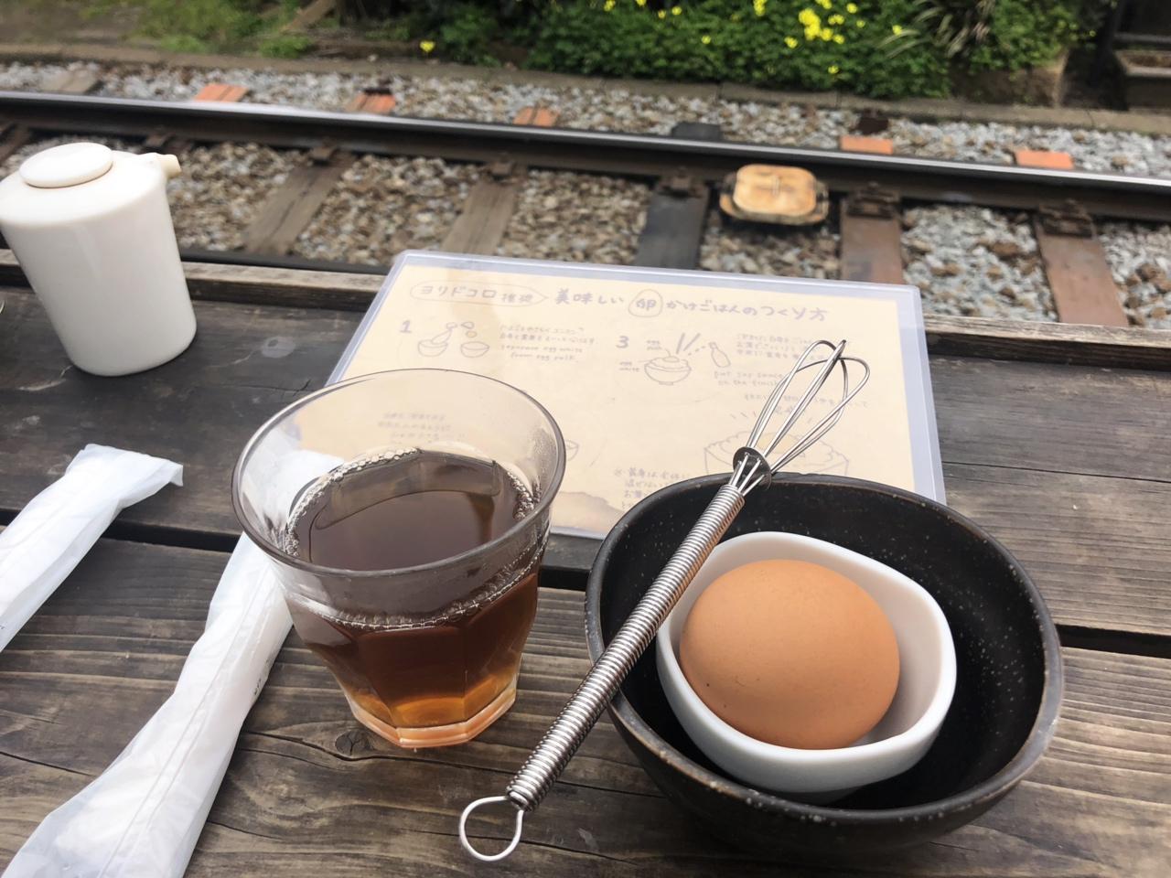 【鎌倉ランチ】江ノ電を目の前にいただく『ヨリドコロ』の干物定食_3