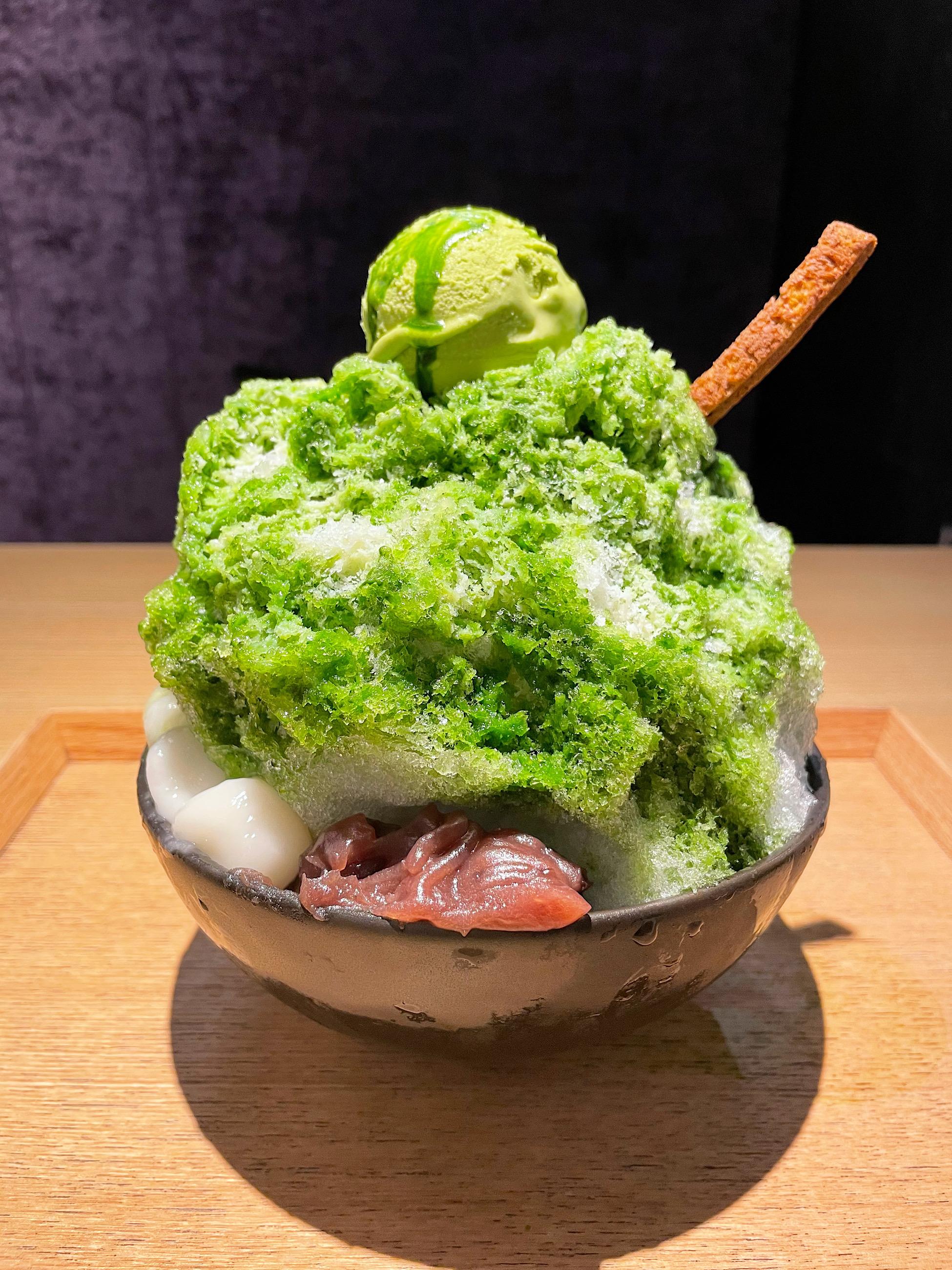 【おすすめ抹茶スイーツ】《夏季限定かき氷》が今年もスタート!京都の味を東京で♡_2