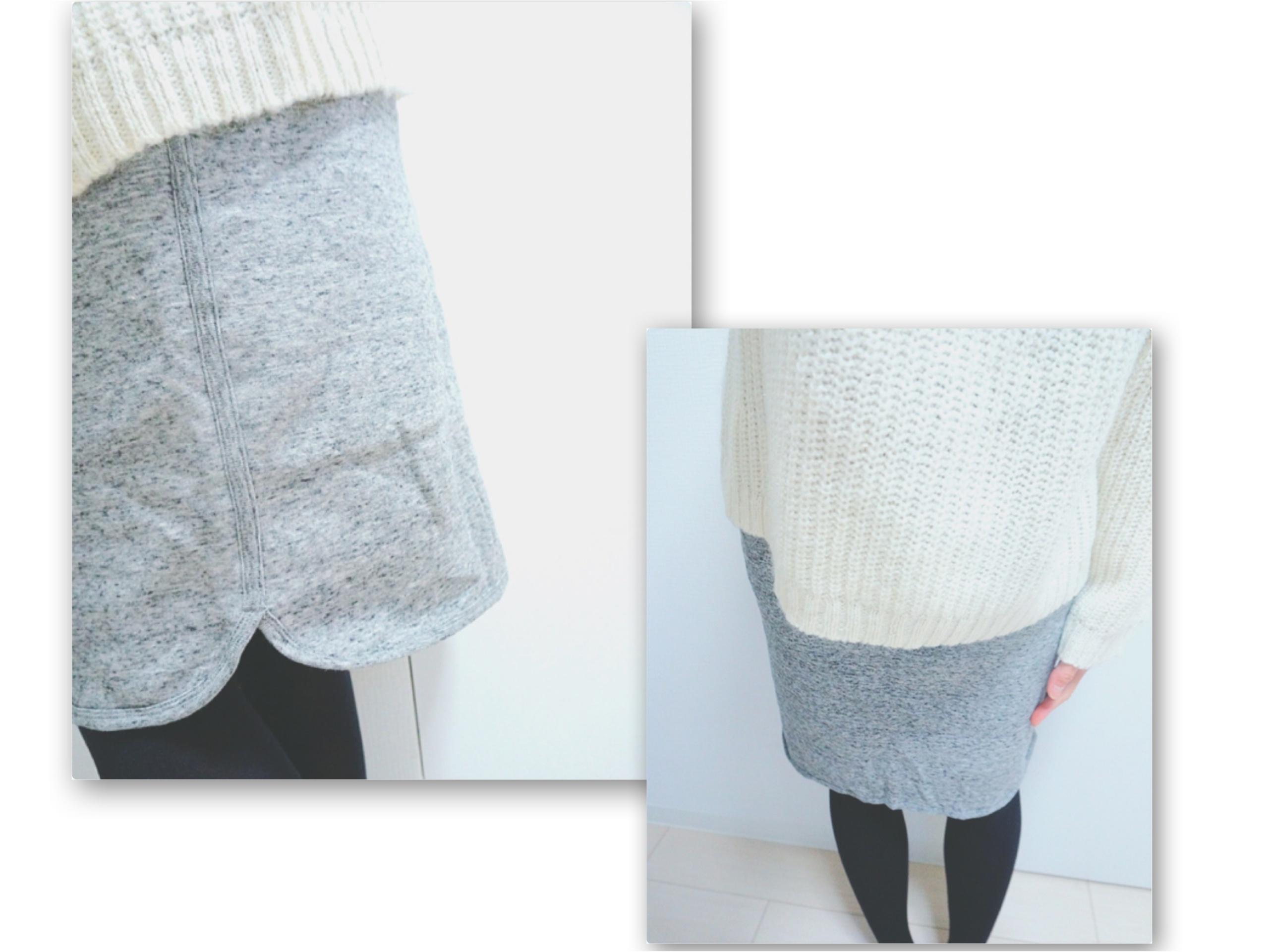 【UNIQLO誕生感謝祭第3弾!】寒い冬もこれで暖か&快適に❤️着回しもしやすい《優秀スカート》を色ち買い!_6