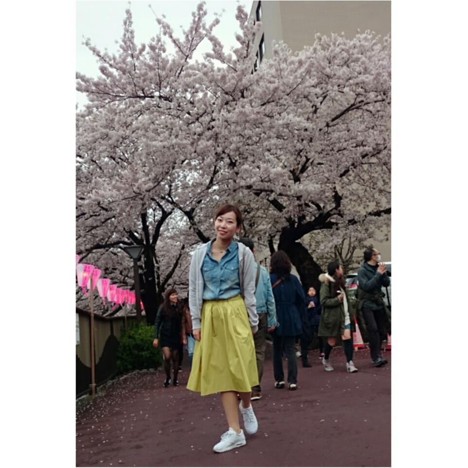 【春夏スカート♡】ロペピクニックとTechichiでgetしました( ˶ˆ꒳ˆ˵ )♡_4