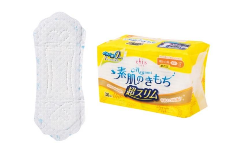 生理用ナプキンをつけ比べてみた2