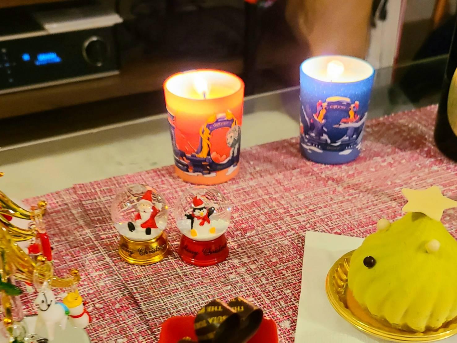 【Diptyque】アロマキャンドルでおうちクリスマスをより特別に☆_3