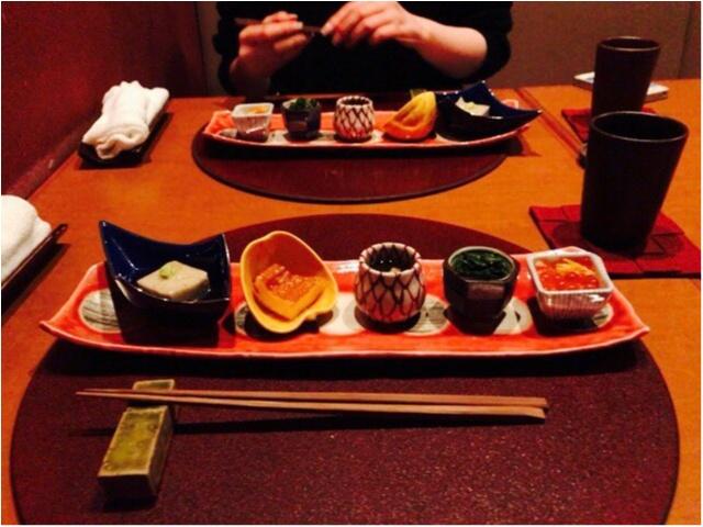 【恵比寿】本格日本料理を食べたいなら「日本料理 雄」_3