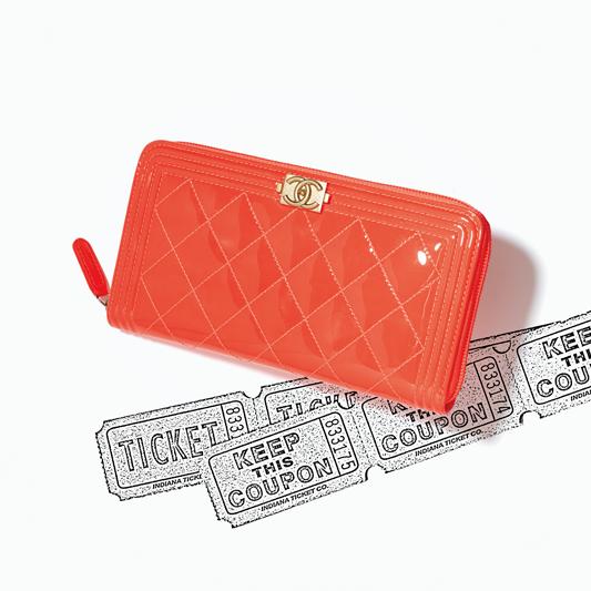 【アガるお財布で、新しい年、迎えましょ♪】人気ブランドのお財布コレクション・きれい色編_1
