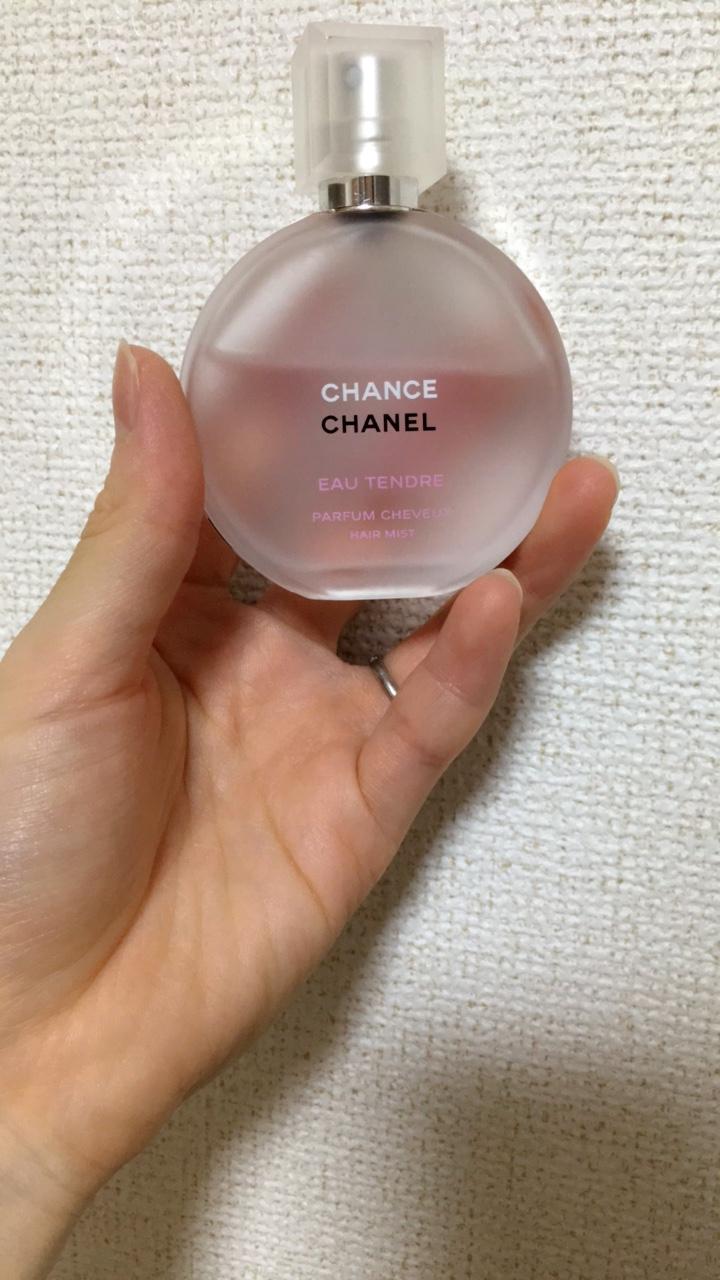 お気に入りの香り♡【CHANEL】のヘアミスト_1