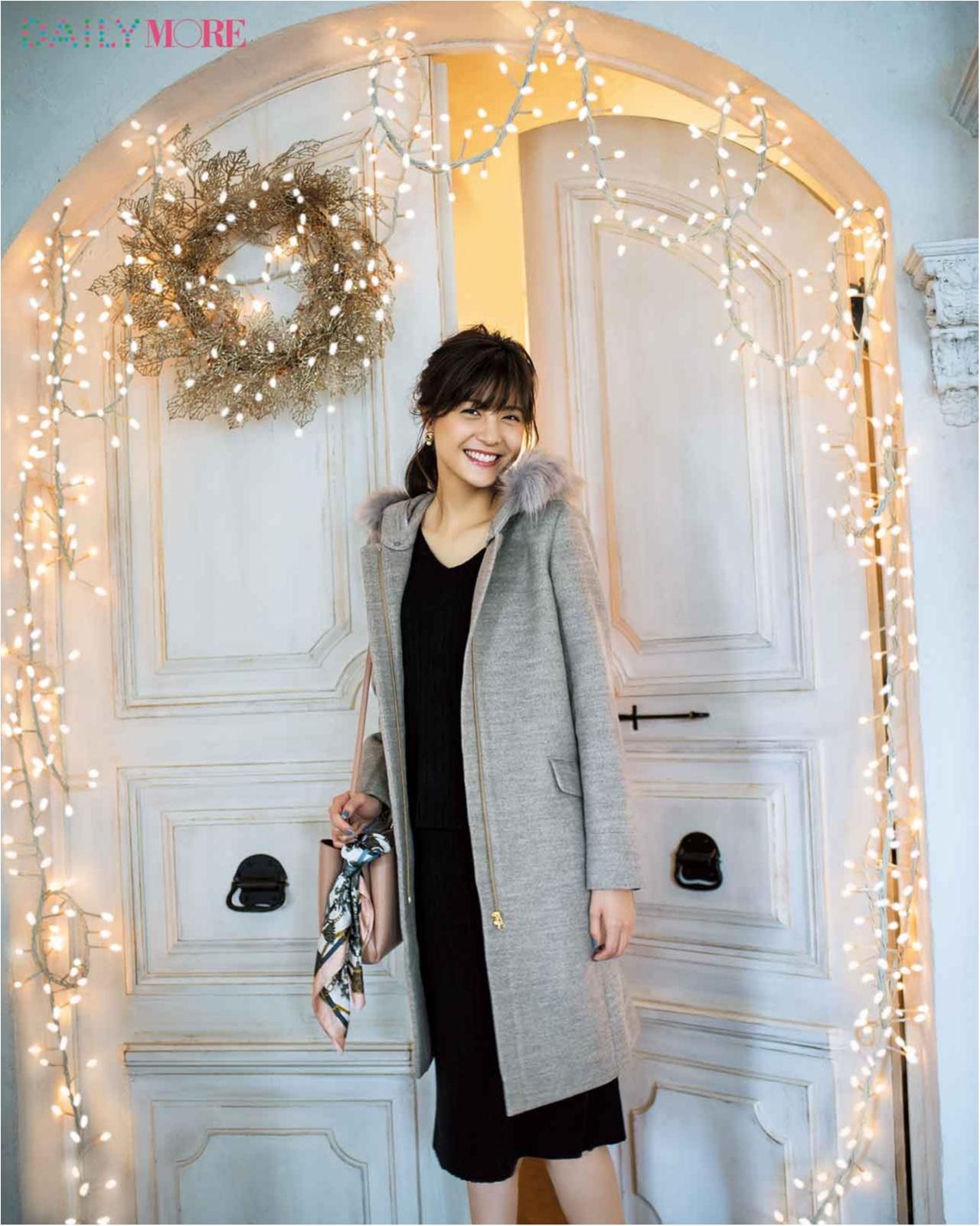 12月、楽しいイベント盛りだくさんな毎日に、『ViS』の華やぎトレンド服をチェック!_2