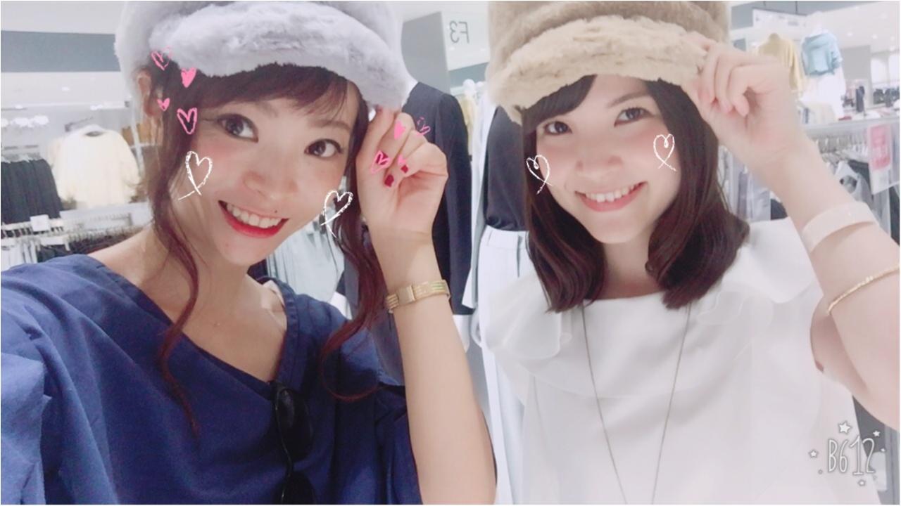 ♡本日9/15オープン、GU横浜港北ノースポート・モール店がすごい!!最先端ショッピングができちゃいます♡_22