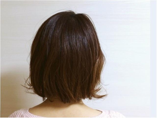 30歳になりました♡【セミロング➡︎麻里子様風ボブ】に大胆イメチェン!!_5