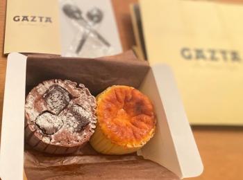 【GAZTA】チョコレートバスクチーズケーキを初体験!