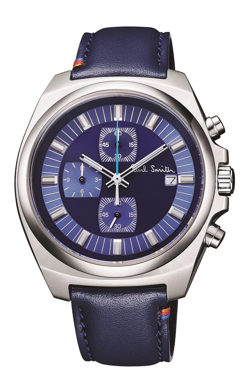 父の日ギフトおすすめのポールスミスの腕時計