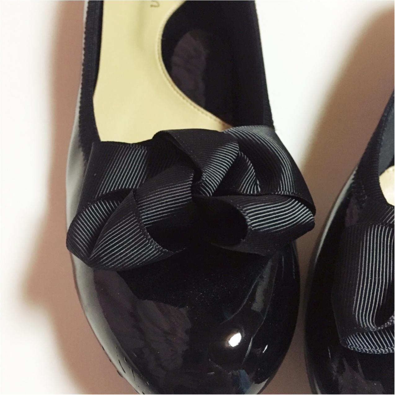 おしゃれではき心地のいい靴が欲しい!マルイのラクチンきれいパンプス♡_3