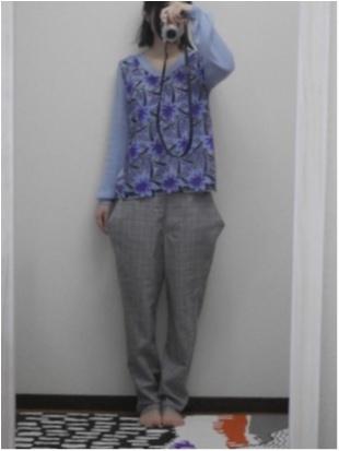 【神戸三田プレミアム・アウトレット】の戦利品その3 売り切れ続出のVICKYのパープルニットがモア世代にとってもオススメ!_3