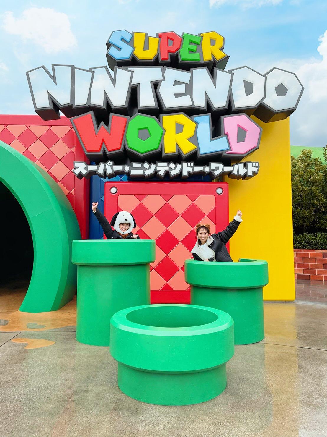 【まるでゲームの世界!?】USJ 新エリア「スーパー・ニンテンドー・ワールド」レポ_2