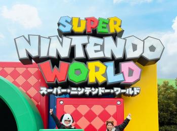 【まるでゲームの世界!?】USJ 新エリア「スーパー・ニンテンドー・ワールド」レポ