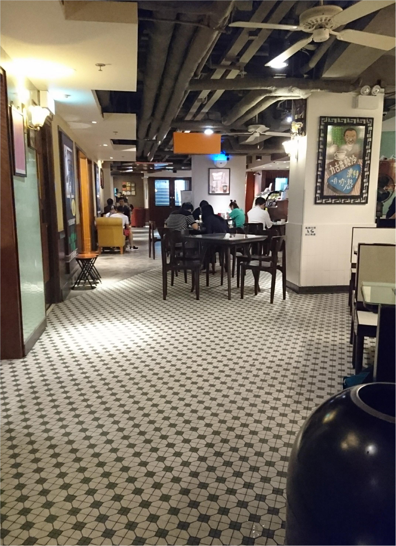 【スタバ】香港にあるレトロなスタバ_3