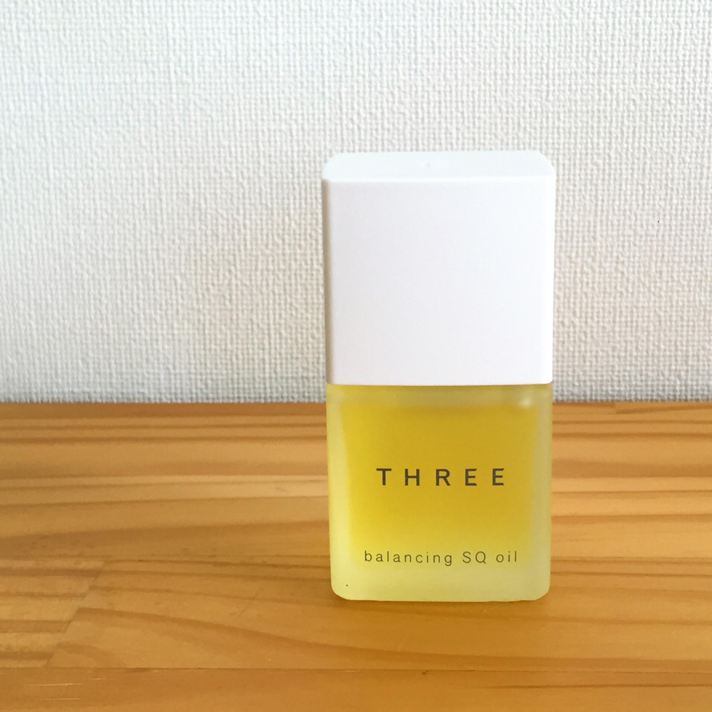 寝ている間に、健やかな肌へ。『THREE』の新しいオイル美容液が眠りを変える!_1
