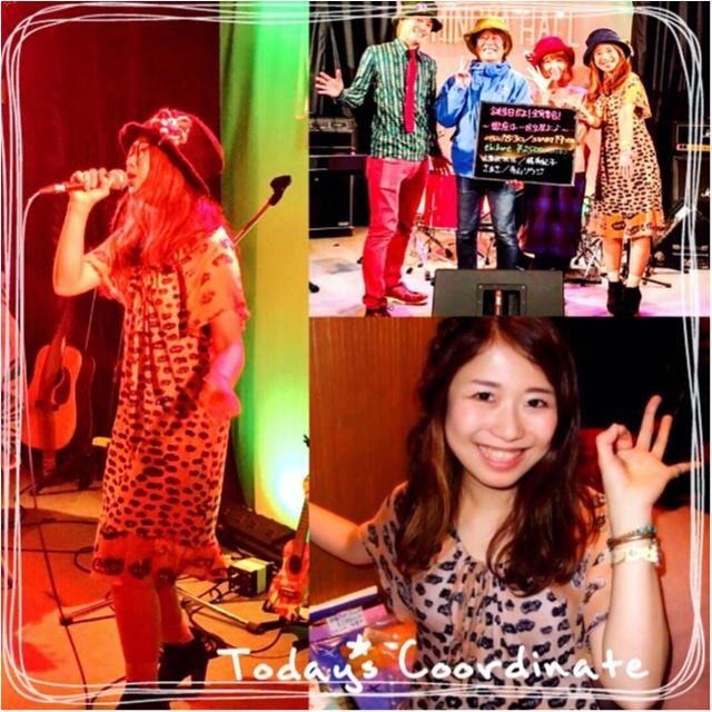 【唄と】サイキンノユッコ【ファッション】バースデーライブや結婚式などイベント満載でした✨_2