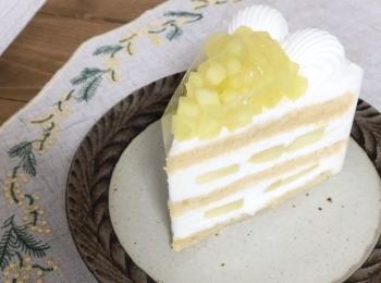 【ホテルニューオータニ】芸能人も通う、話題の《メロンショートケーキ》が美味しすぎました。