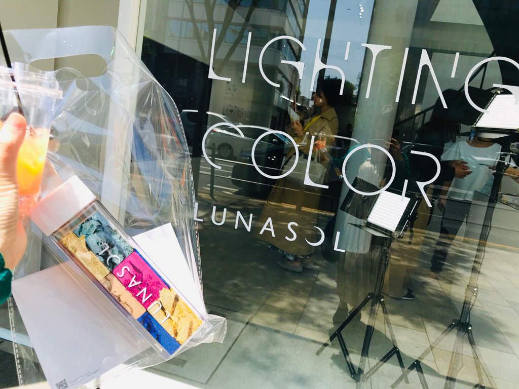 【LUNASOL】先着限定アイテムGET★1日限定!新作夏コレクション体験イベントへ♡_9