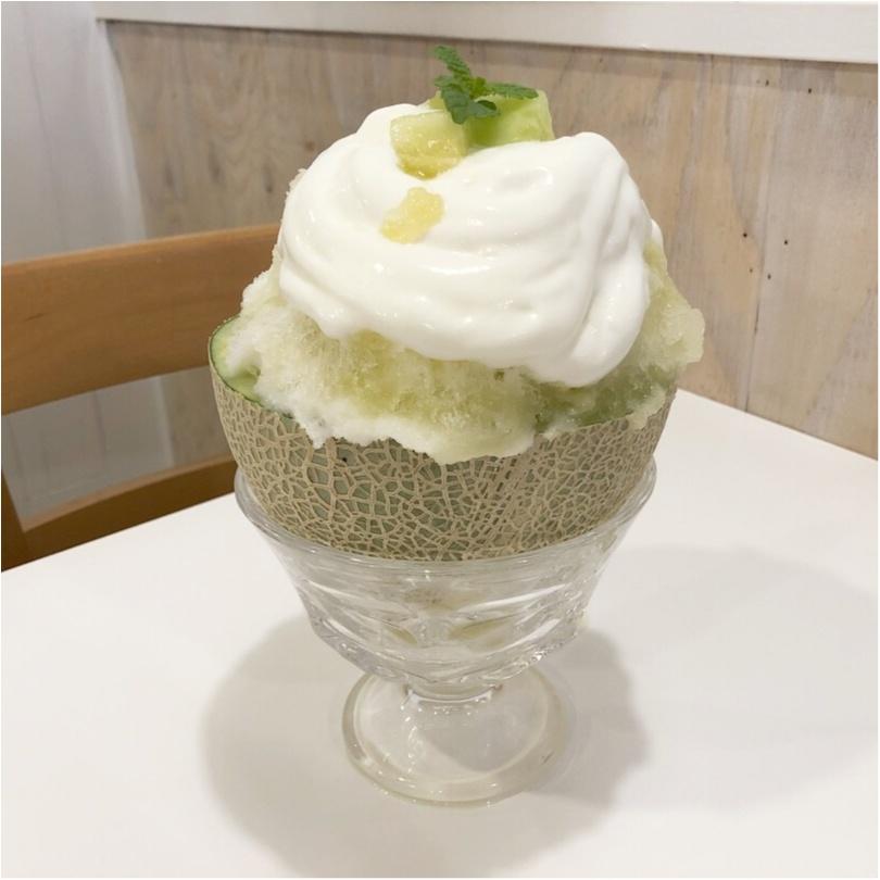 夏に食べたい!手作りシロップでいただく『 コオリヤ ユキボウシ 』のふわふわかき氷 ♡♡_2