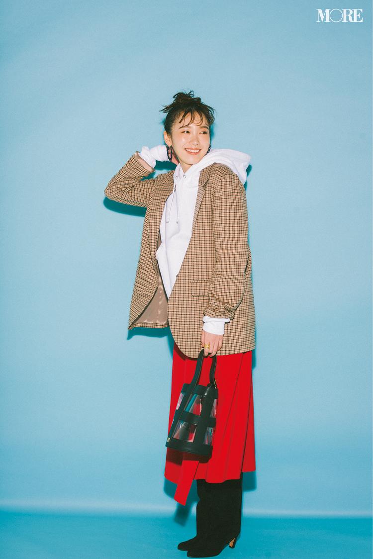 目指すは部長!? 【おっさんずジャケット】が20代女子をもっと乙女に、おしゃれに見せる♡ Photo Gallery_1_3