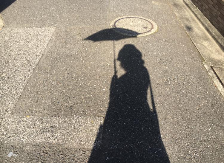 【日傘】夏休みは《ツタエノヒガサ》でレトロモダン散歩♡_5