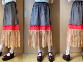 """『GU×UNDERCOVER』の""""あのスカート""""をネット購入したライターが徹底レビュー!"""