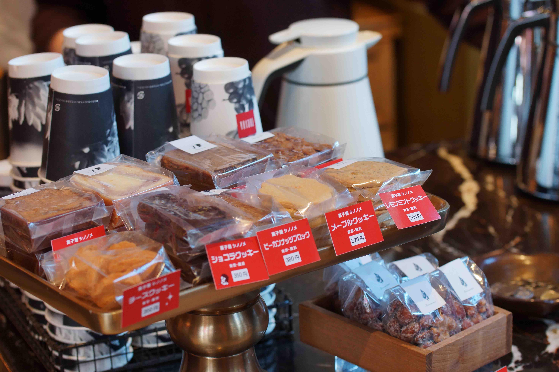 全国から選りすぐりのスイーツが『トリバ コーヒー 銀座店』に! おやつに合うコーヒーと最高のマリアージュ_2
