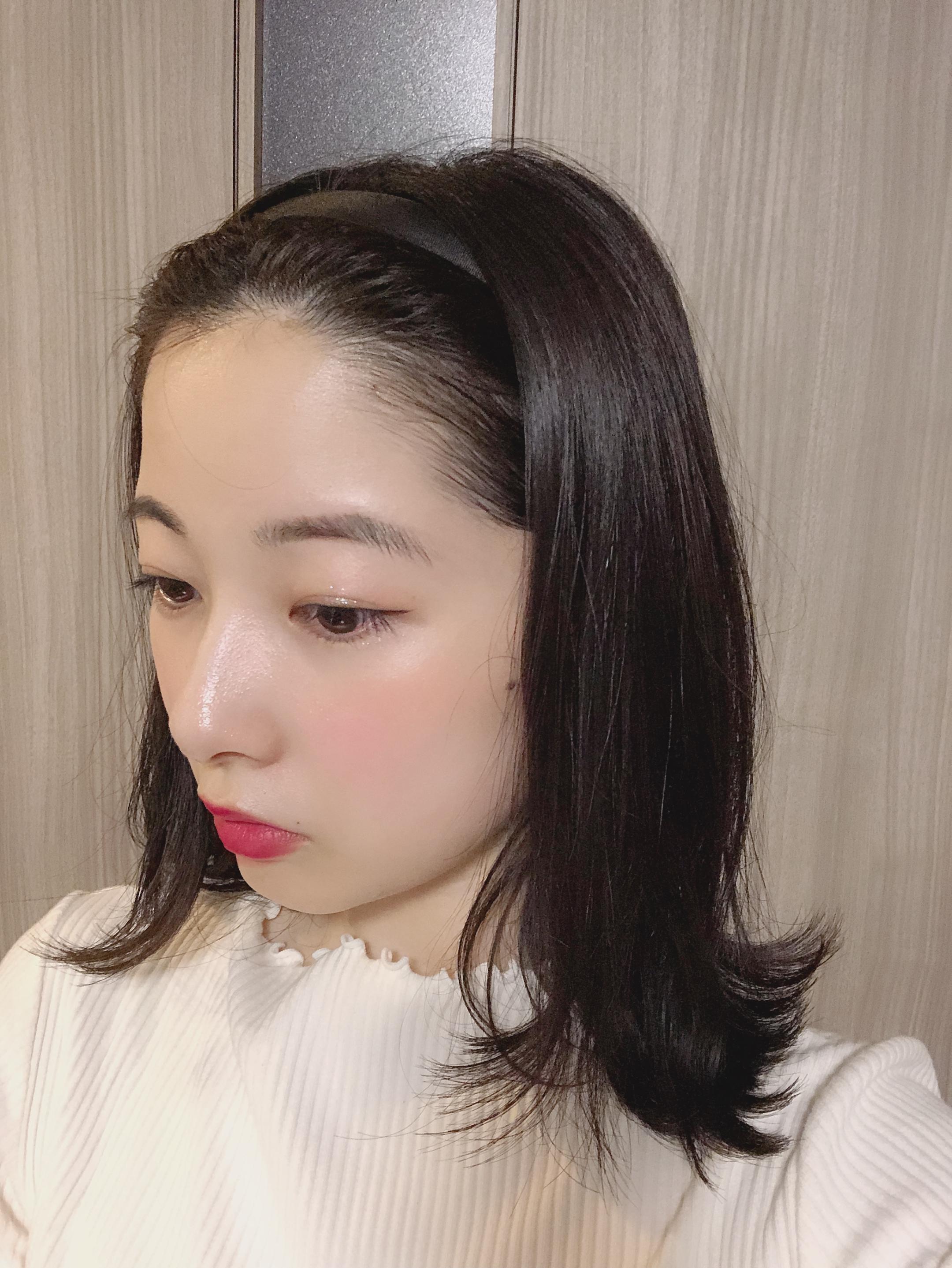 簡単イメチェン♡急いでる朝でも、簡単に雰囲気を変えられるヘアアクセ_1