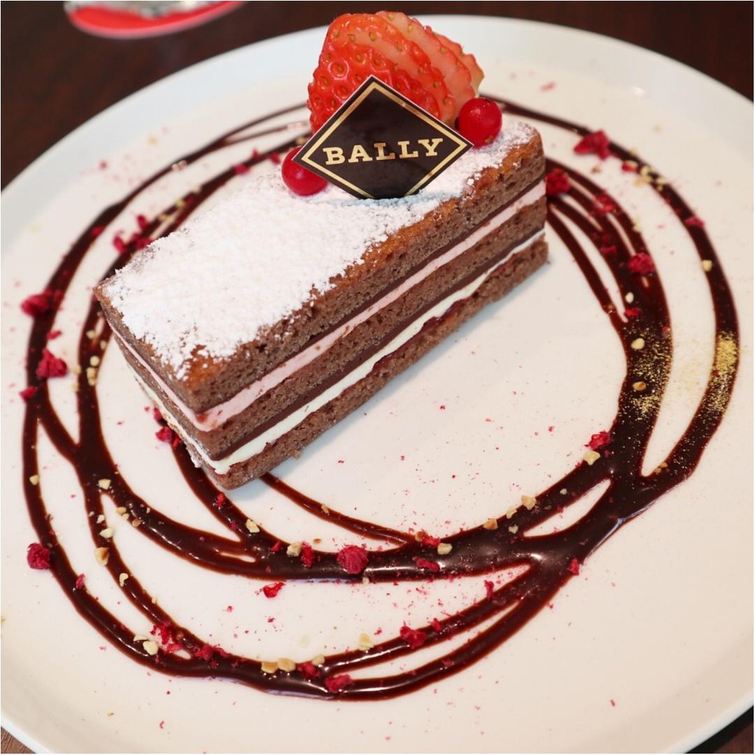 スイス風の店内が可愛いっ♡冬季限定【BALLY CAFE】に行ってきました!_7