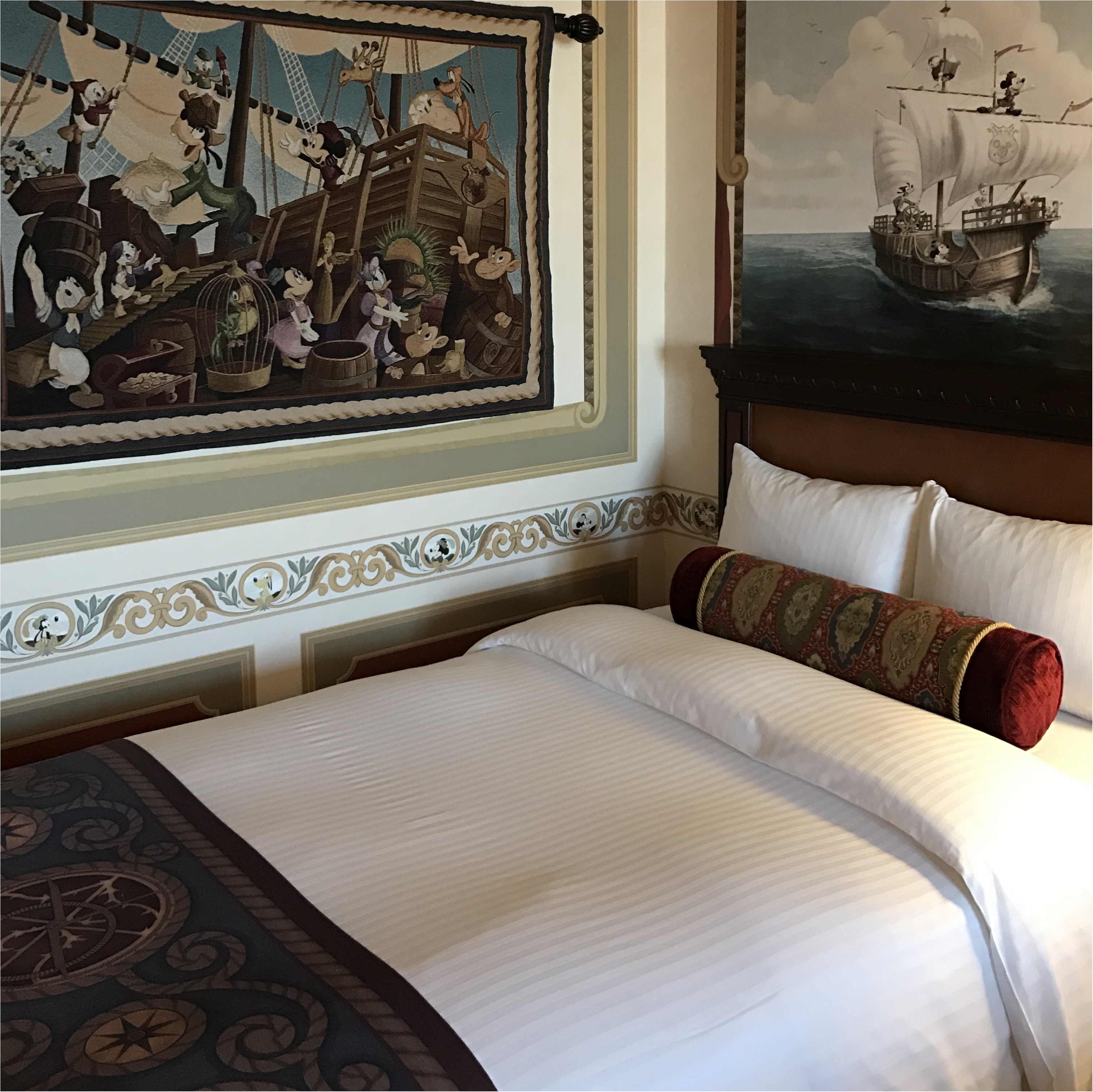 【夢のお泊まりディズニー♡】ホテルミラコスタの魅力をたっぷりご紹介します(*´꒳`*)_3
