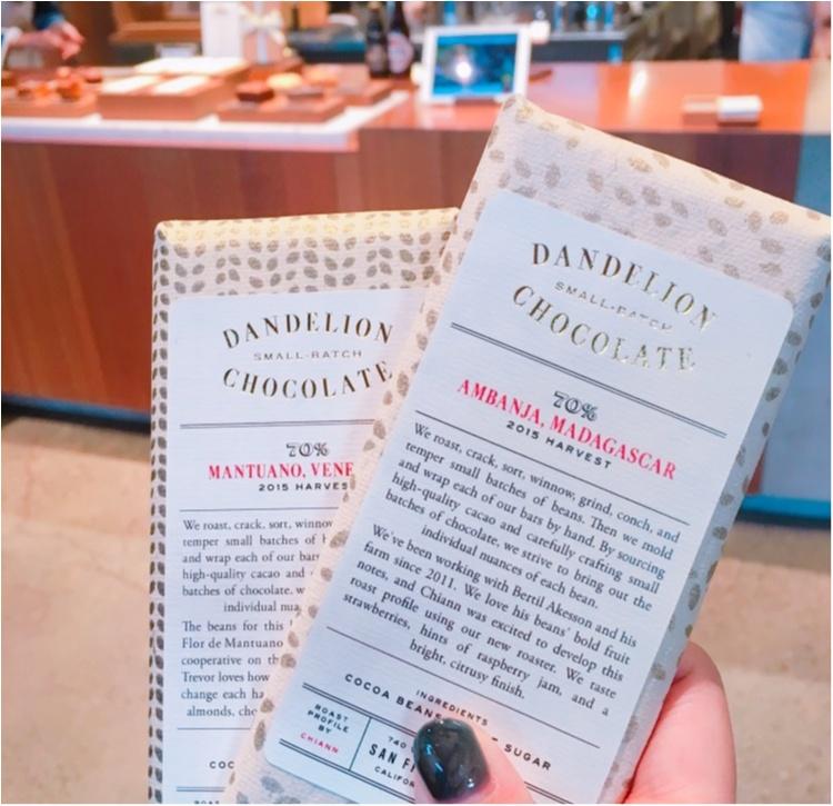 《サンフランシスコからやってきた注目のチョコレート工房♡》カカオ豆本来の味が楽しめるダンデライオンの絶品ホットチョコレートドリンク♡_5