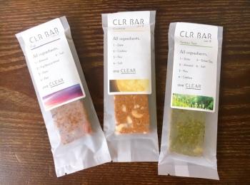 【トレ飯】自然素材だけでつくったプロテインバー《CLR BAR》で満腹感とタンパク質をget♪