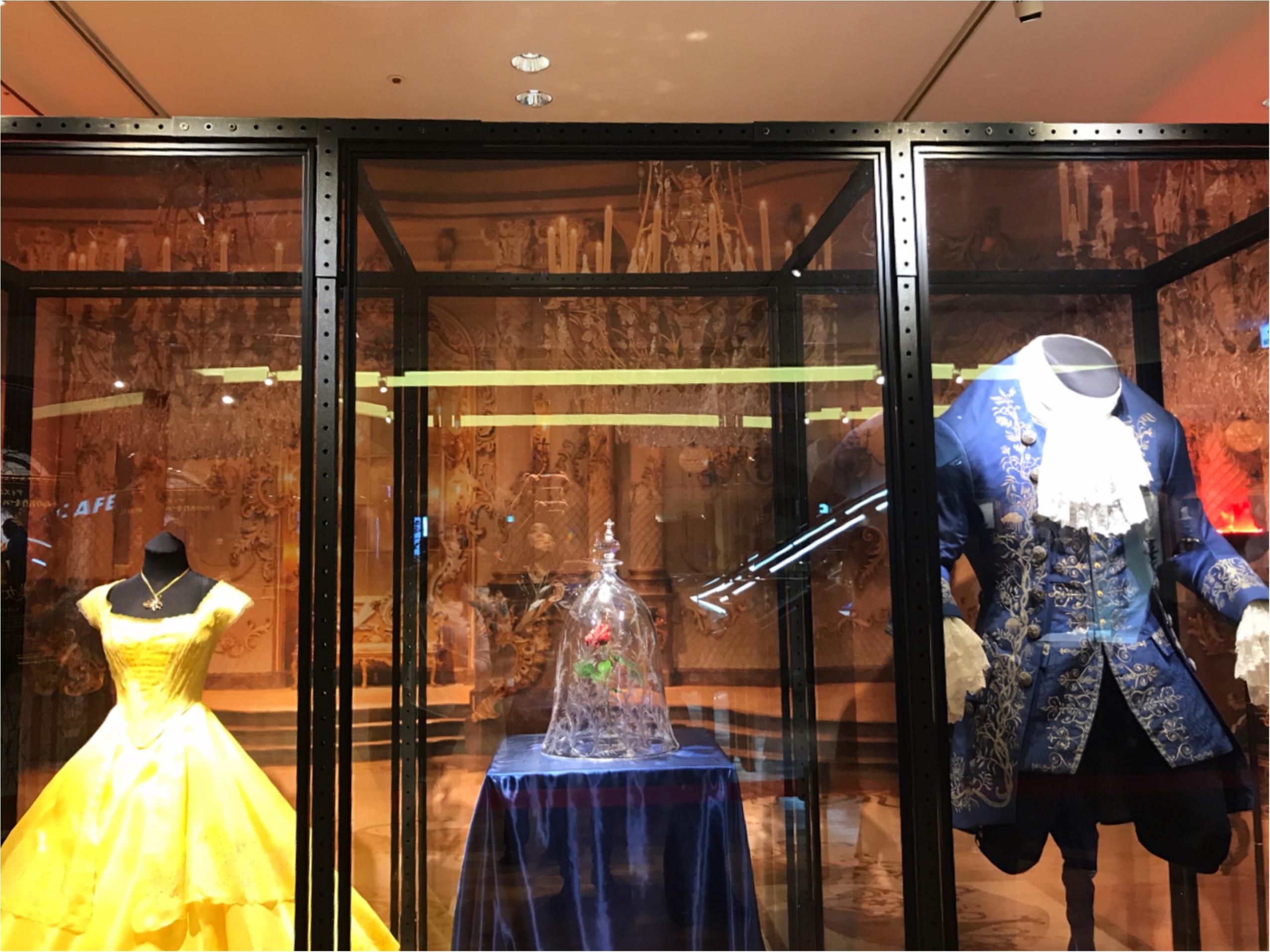 """【5/1まで!】""""美女と野獣""""を観たら銀座三越へ♡エマ・ワトソン着用衣装が見られるチャンスはあとわずか!_3"""