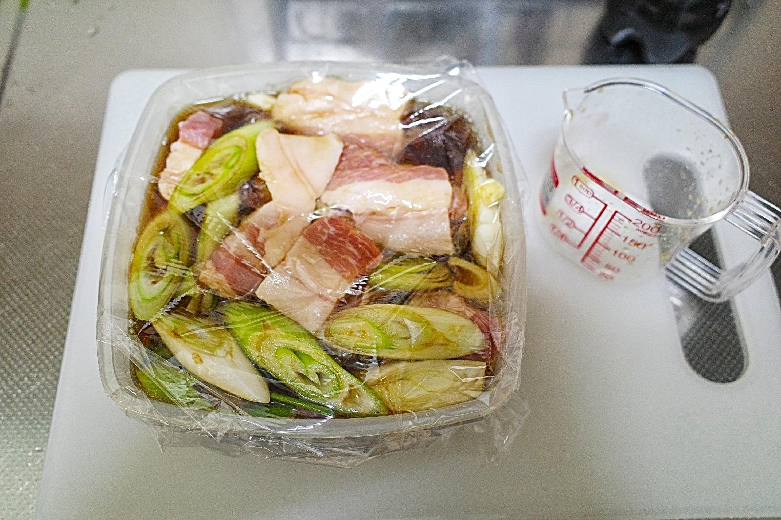 """『材料5つで超簡単!15分で出来るコーラを使った"""" 豚の角煮 """"レシピ』_5"""