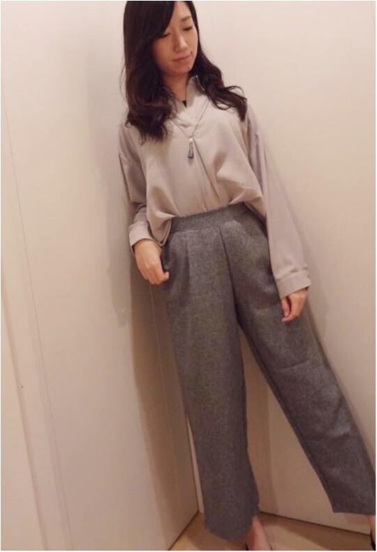 韓国で人気のファッションブランド『LALAEL』が日本上陸✨ニットとパンツをゲットしました♡≪samenyan≫_5