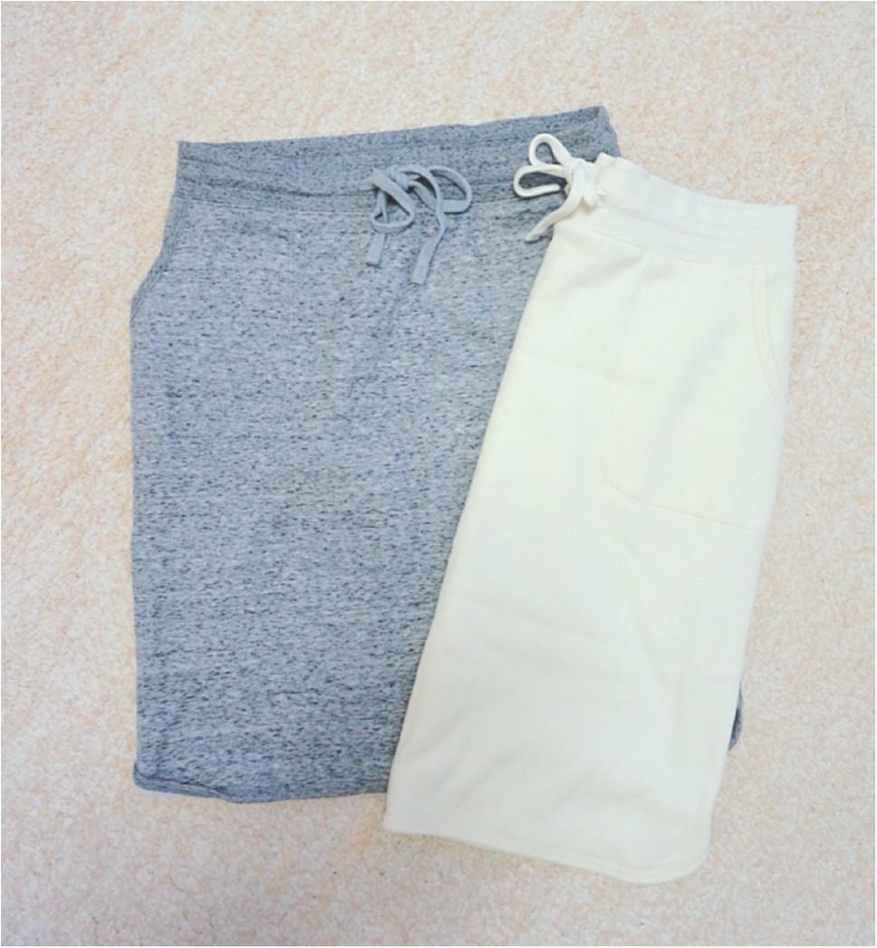 【UNIQLO誕生感謝祭第3弾!】寒い冬もこれで暖か&快適に❤️着回しもしやすい《優秀スカート》を色ち買い!_2