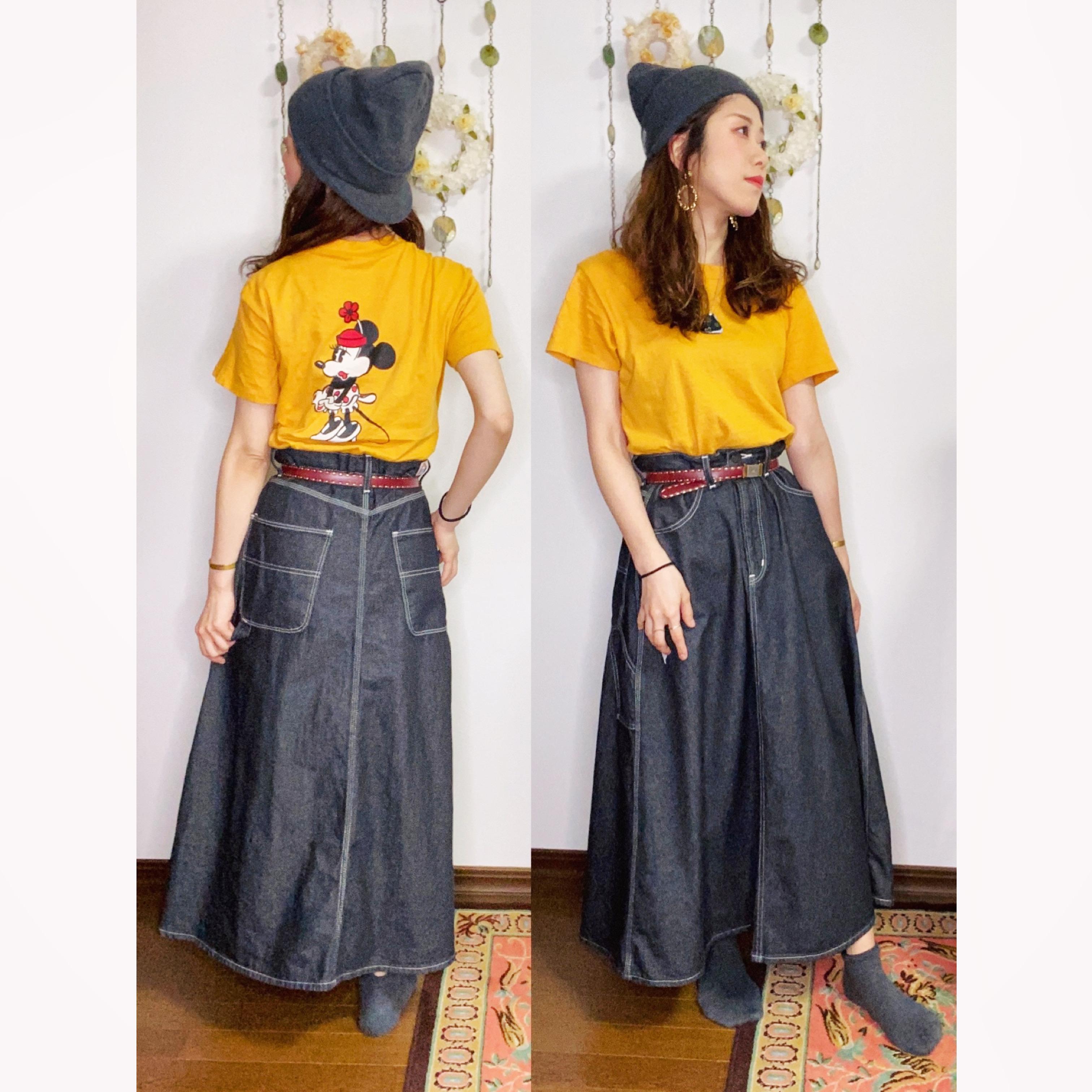 【オンナノコの休日ファッション】2020.7.20【うたうゆきこ】_1