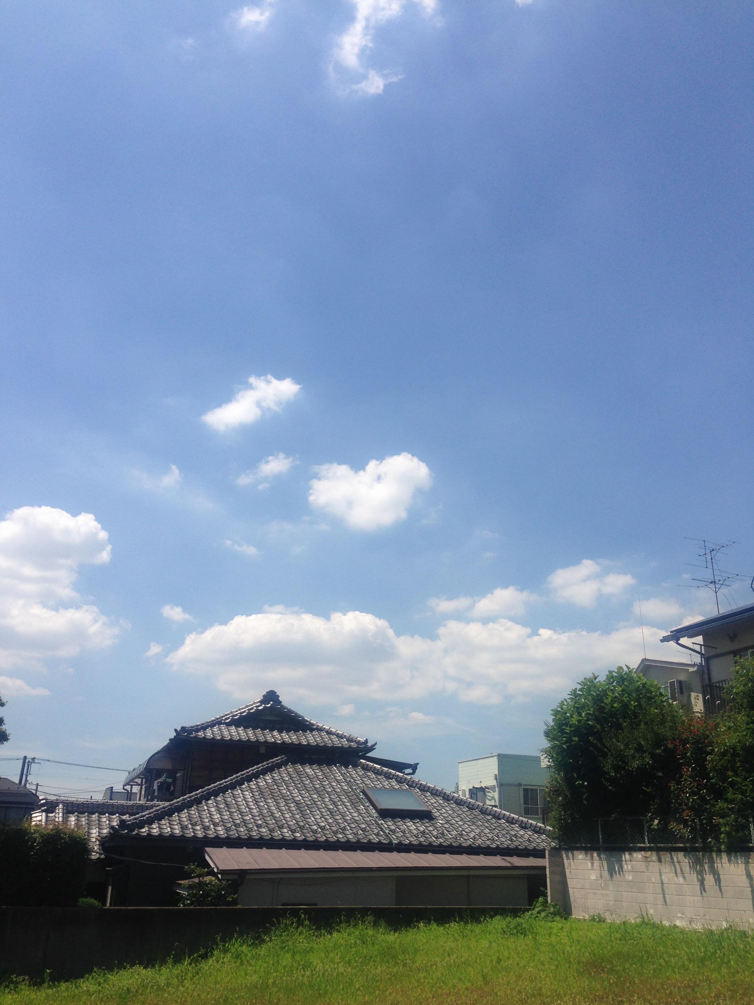 天気のように青空コーデ★【青✖︎青】夏だー!爽やかにいこーぜぇー❤️_3