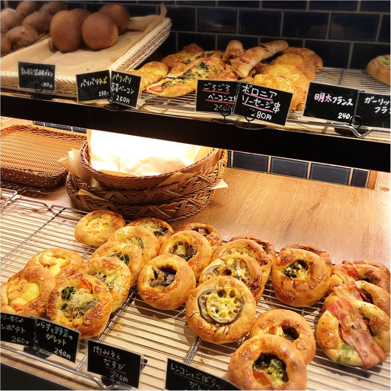 TSUTAYAが運営するカフェ【R Baker(アールベイカー)】でパンランチ♡_2