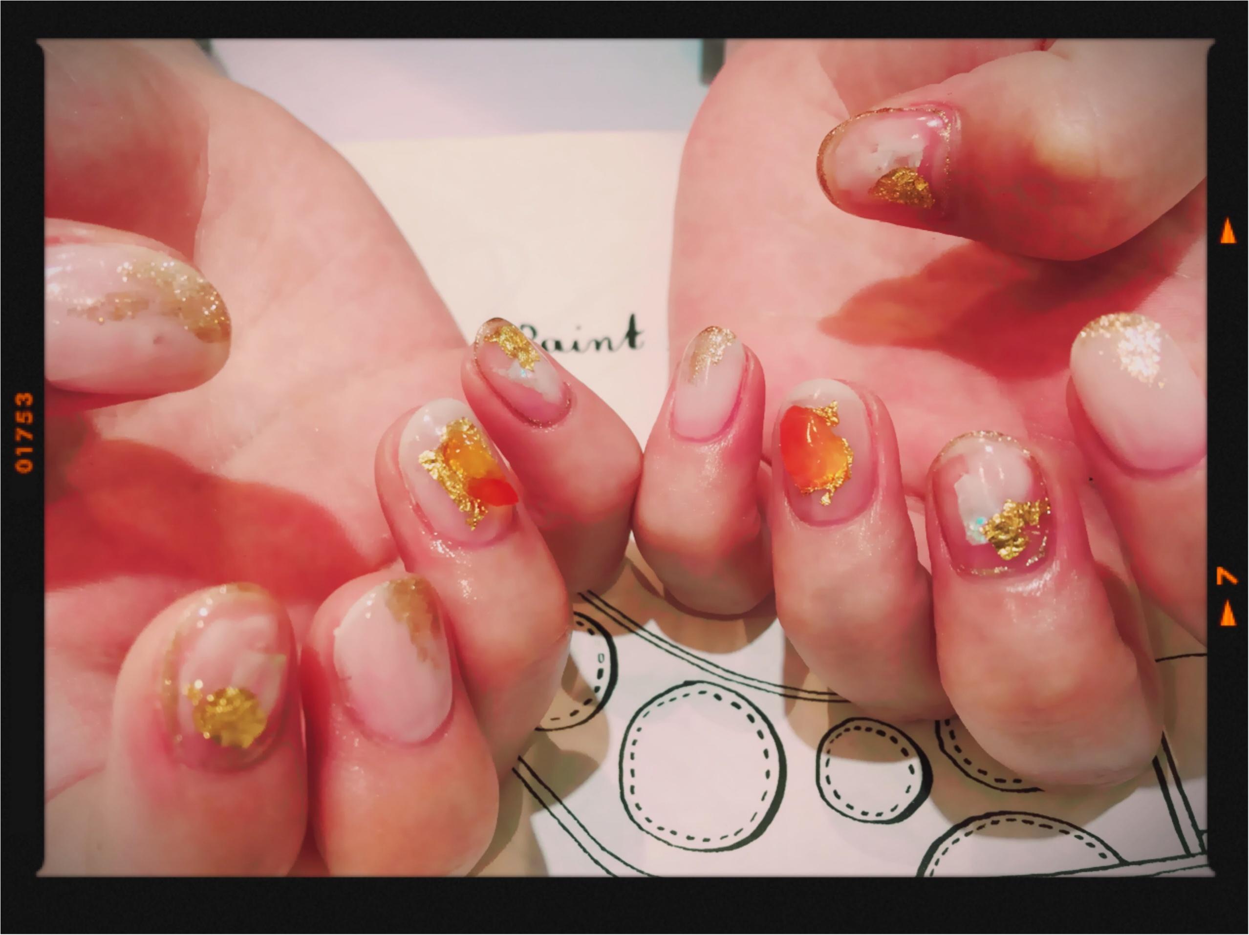 Hand Nail♡April_1