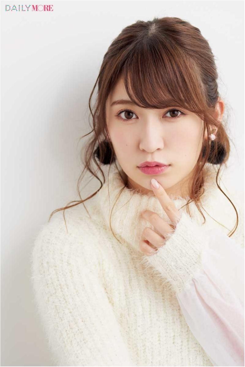 NMB48の吉田朱里さんは、可愛げ系&うるうる系で愛され唇に! 【瞬時にイメチェン♡きれいな人が使うスタメンリップ】_1