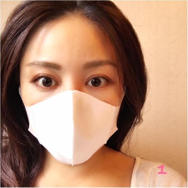 小顔に効果てきめん!花粉シーズンにぴったりの女子マスク比べてみました!5選_1