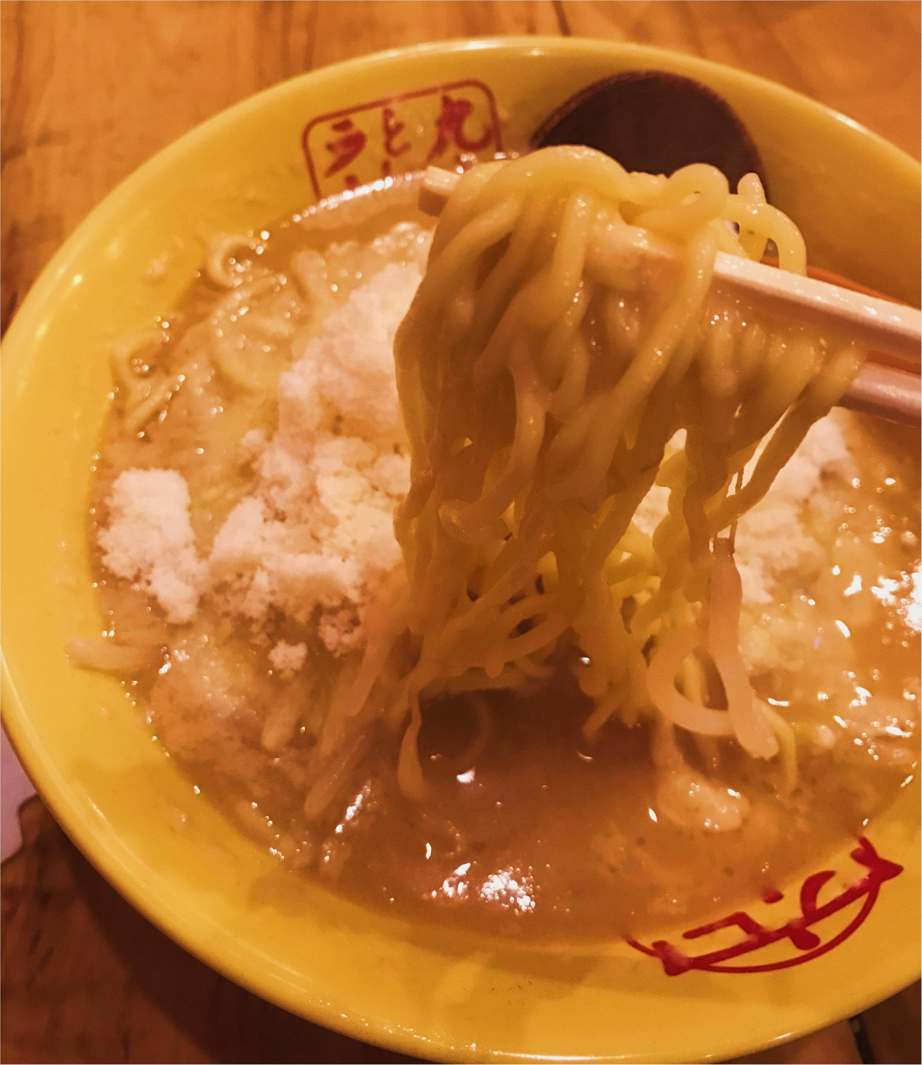《チーズ好き必見‼︎》北海道十勝ゴールデンゴーダチーズ使用!激うまな『チーズラーメン』を食べてみた♡_3