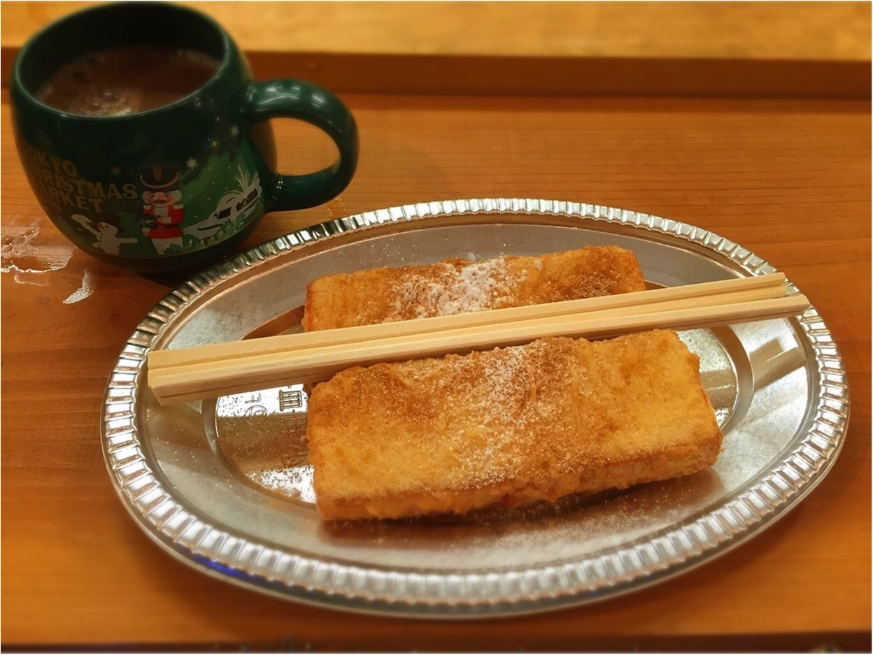 思わぬ素敵な出会いが✨✨日比谷公園【*東京クリスマスマーケット*】に行ってきました♪♪_10