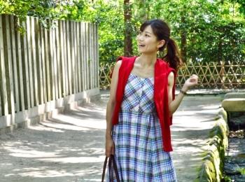 【夏の可愛いスタイル★rythmekumikyoku @恵比寿アトレ】