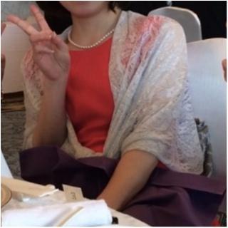女子会コーデは《ビタミンカラー》を主役に♡_2