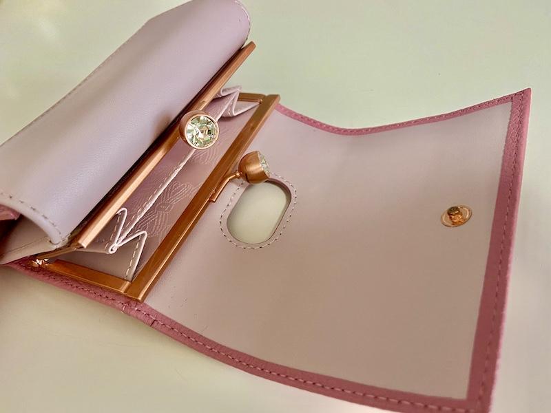 【20代女子の愛用財布】絶妙なサイズ感と驚きの収納力『TED BAKER』のお財布_3