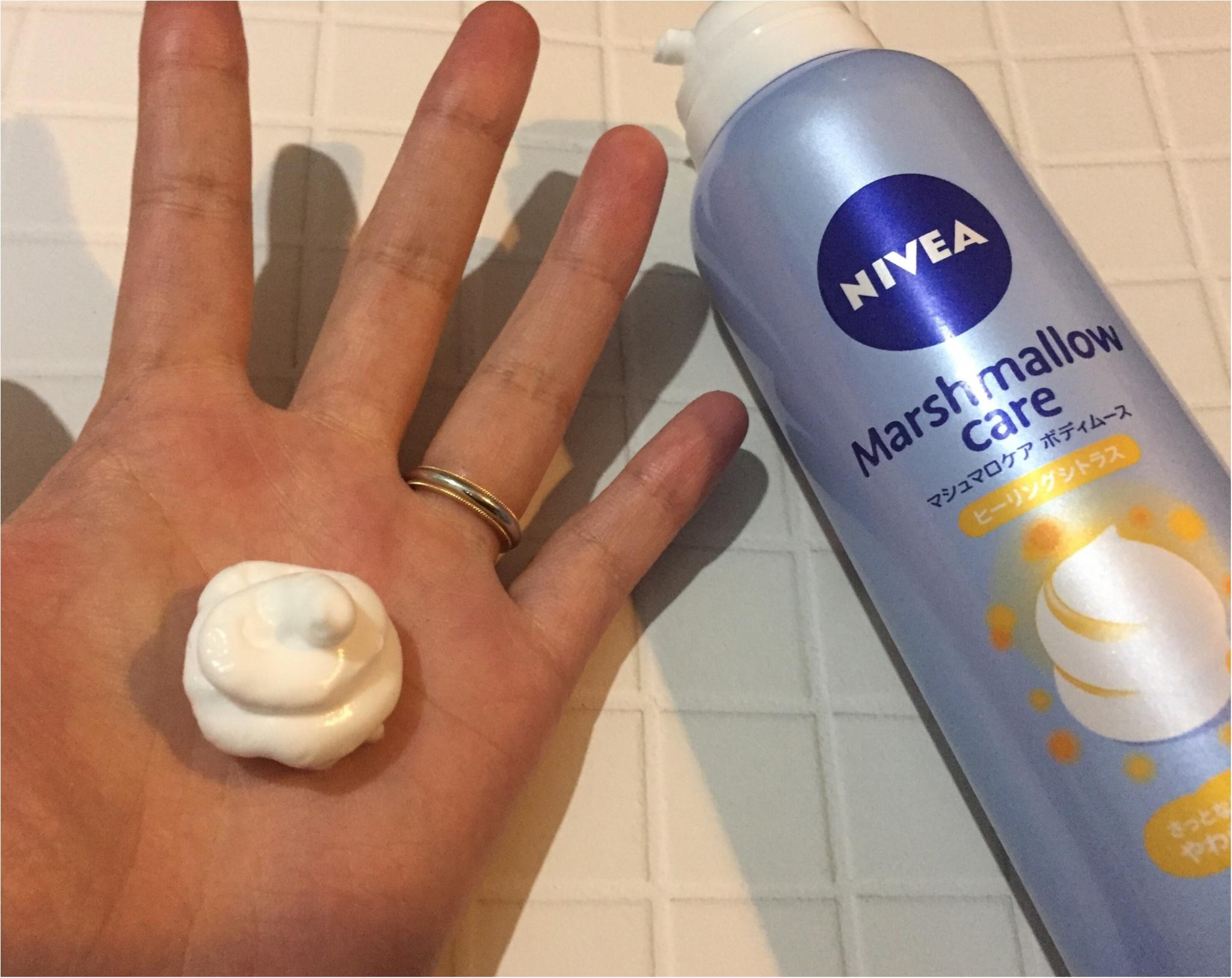 【ボディケア/おすすめ】乾燥が気になるこの季節...美容オイルの溶け込んだ泡でマシュマロ肌になっちゃいましょう❤︎_2